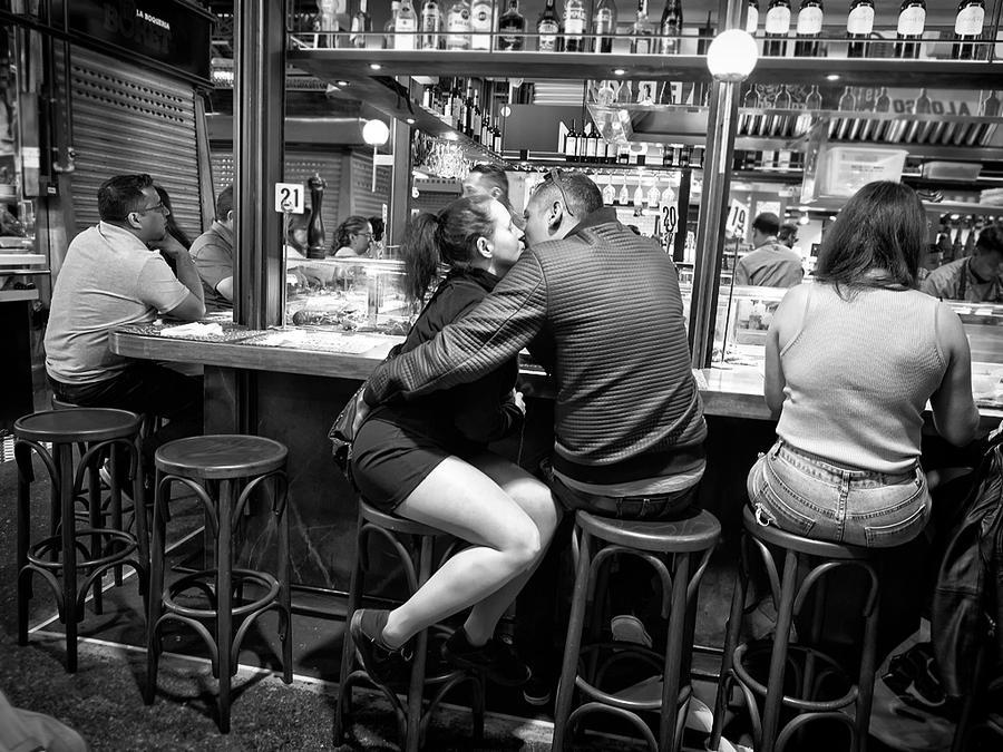In the bar by sandas04