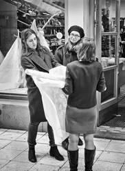 Curtain Shopping by sandas04