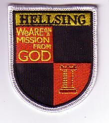 my hellsing patch