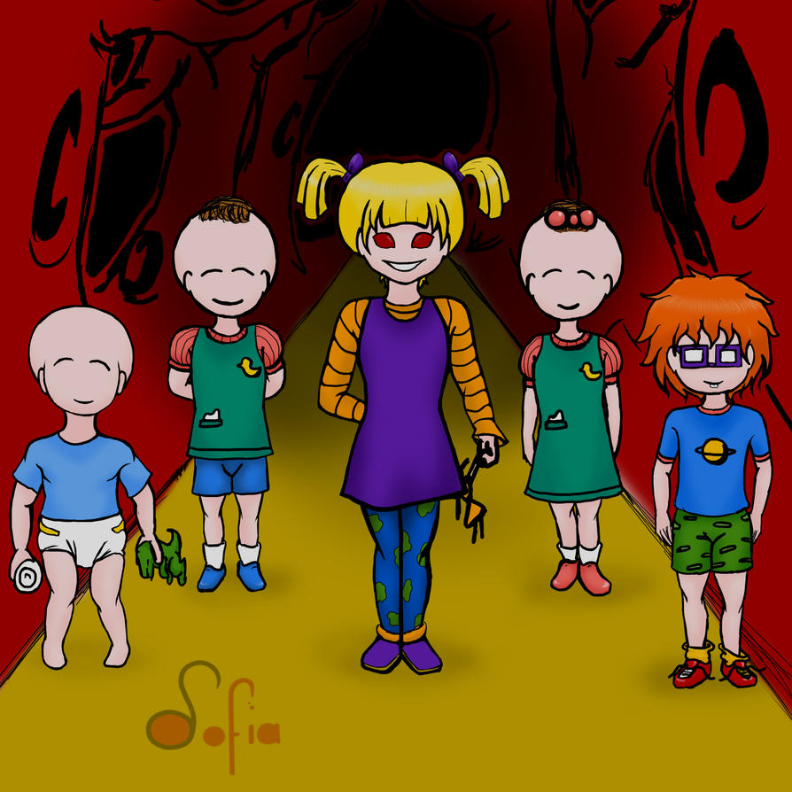 Rugrats Theory by 24681012141819202224 on DeviantArt