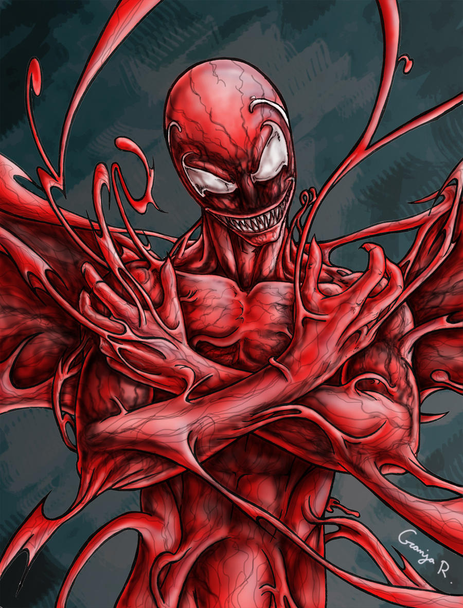 carnage by Esdras78