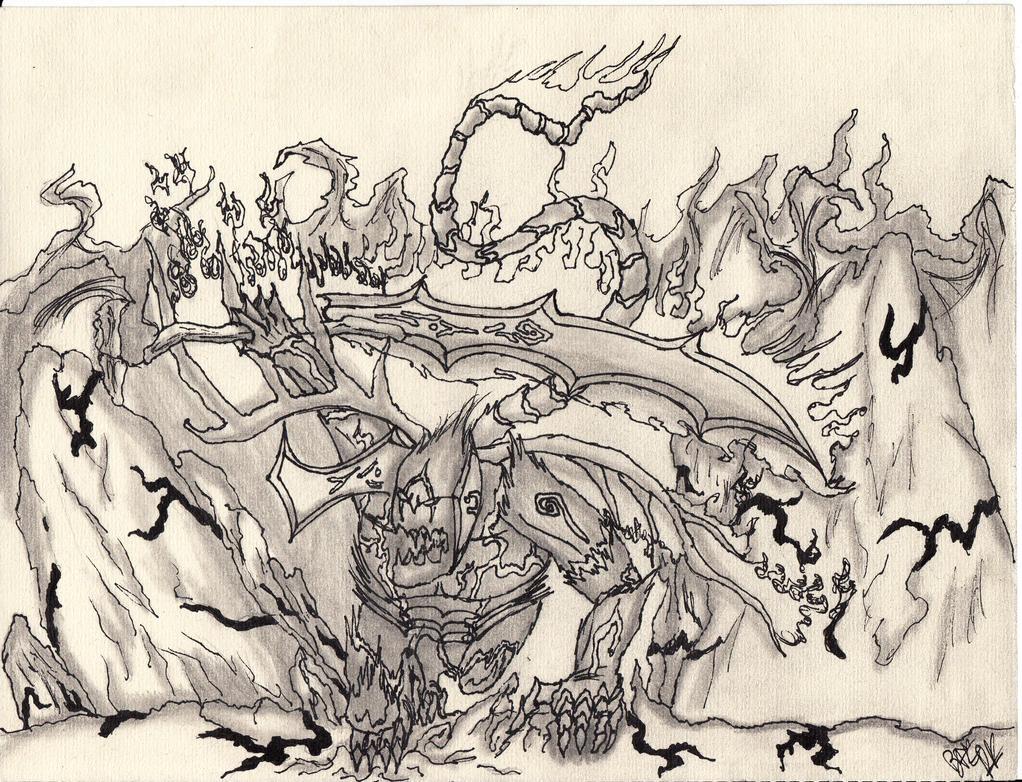 War | Darksiders | Chaos Form by Rellikrules20x on DeviantArt