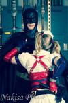 Arkham Asylum Harley Quinn - Bossy Bats
