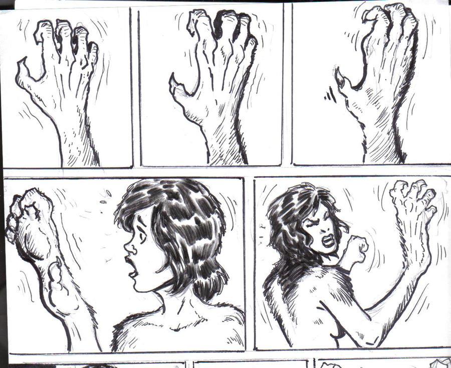 Female Werewolf Transformation Comic Deviantart 17144 | ENEWS
