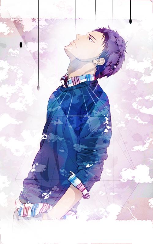 Aomine Daiki by xSlimShadyx