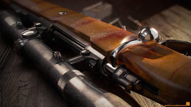 Mauser Model K98k