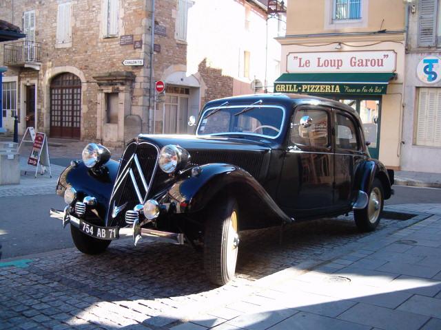 Old Citroen Car I by muetze87 on deviantART