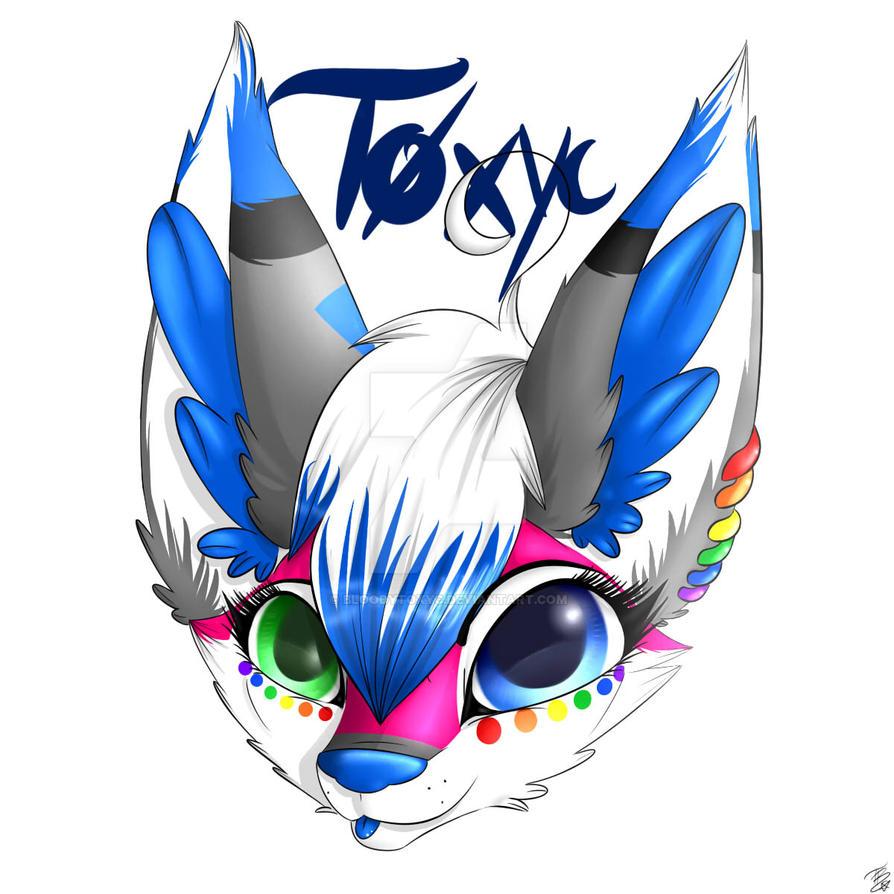 Toxyc Head by BloodyToxyc