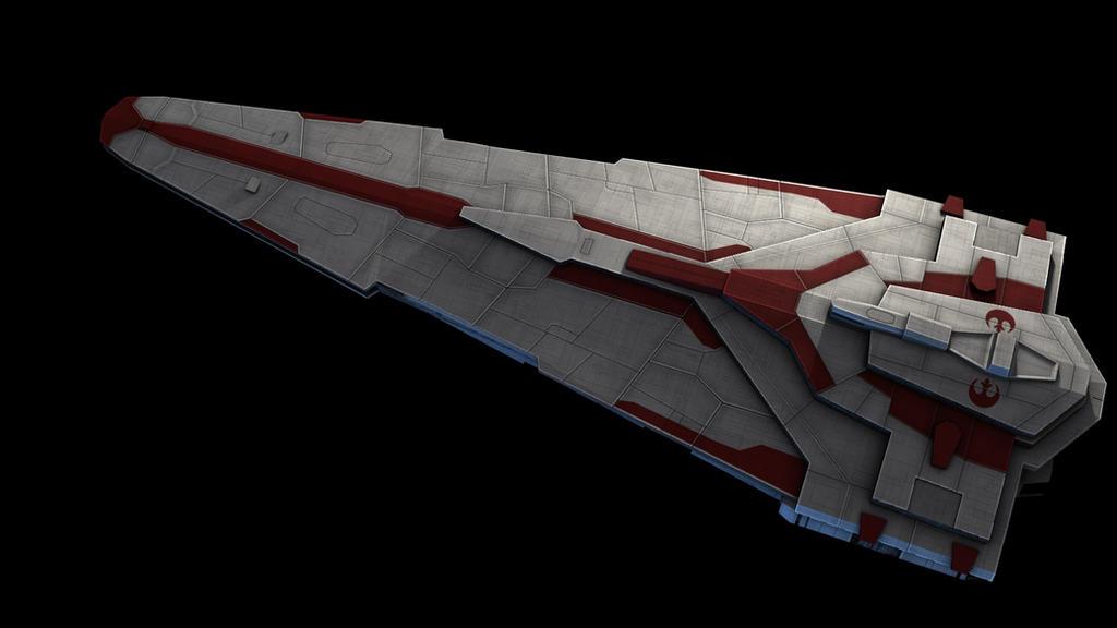 star wars republic destroyer - photo #3