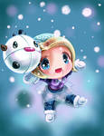 Chibi Winter Wonder Orianna