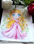 Chibi Princess Aurora