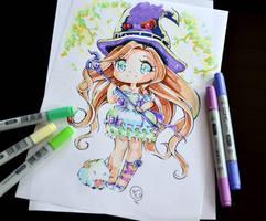 Magical Girl by Lighane