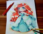 Chibi Princess Ariel