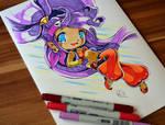 Chibi Shantae