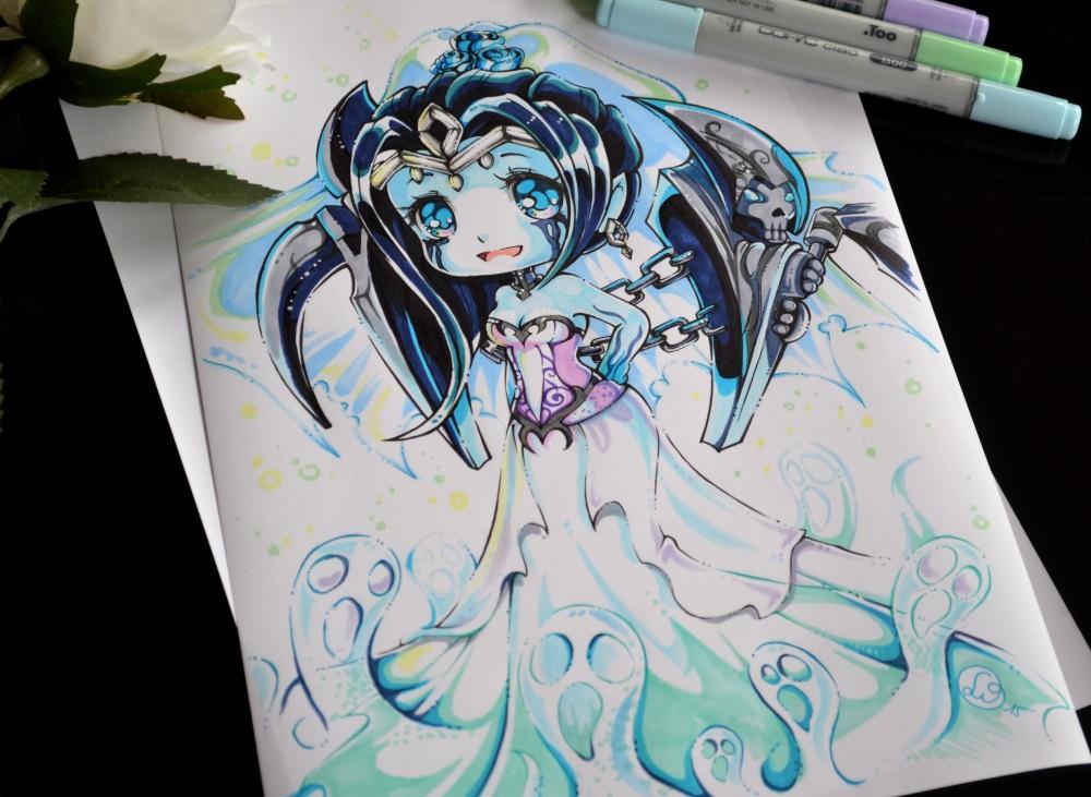 Ghost Bride Morgana