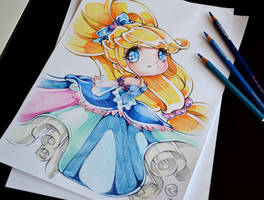 Chibi OC Princess by Lighane