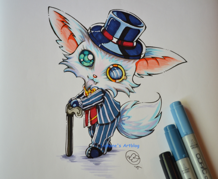 Gentleman Gnar by Lighane on DeviantArt