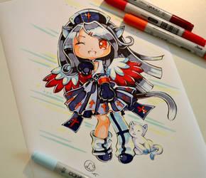 Nurse Kitty by Lighane