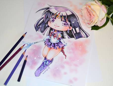 Chibi Sailor Saturn