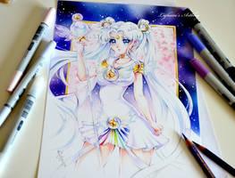 Sailor Cosmos by Lighane