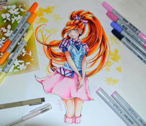 Bloom from Winx Club