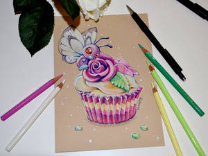Butterfree and the Cupcake