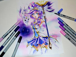 Star Guardian Janna by Lighane
