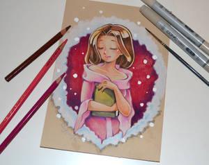Winter Dream Belle