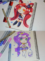 Casual Star Guardians by Lighane