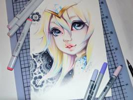 Elementalist Lux by Lighane