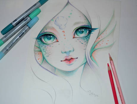 Marina the Mermaid