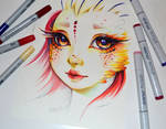 Namida the Phoenix