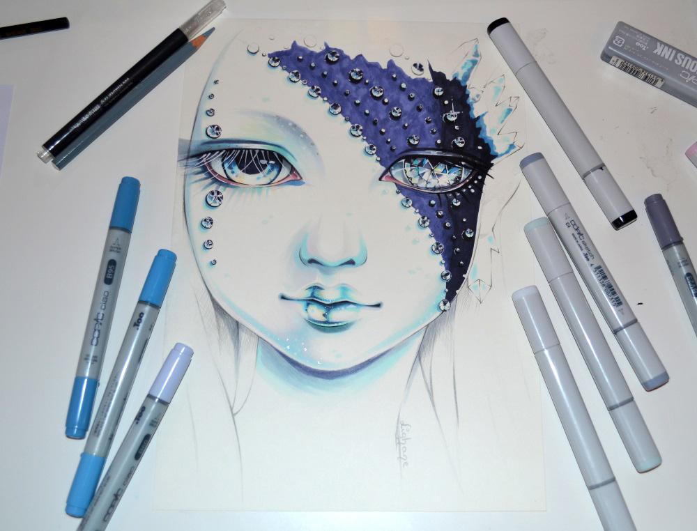 Princess Diamond by Lighane