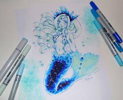 Lady Sapphire - Fullbody