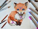 Diandra the Fox Cub