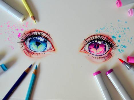 Broken Eyes