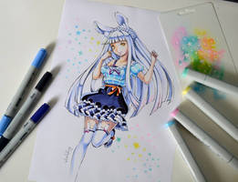 OC Commission by Lighane