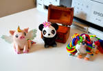 Polymer Clay Critters