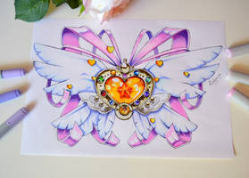 Eternal Sailor Moon Brooch