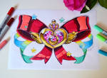 Super Sailor Moon Brooch