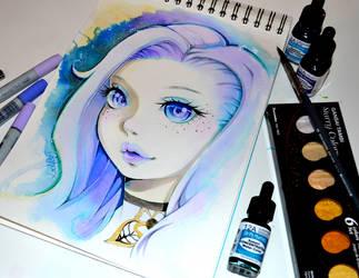 Lavender by Lighane