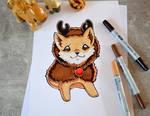 Plushie Pets - Shiba