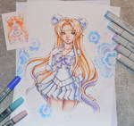 Winter Wonder Sailor Moon #2