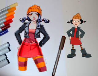 Spinelli from Recess by Lighane