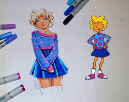 Patty Mayonnaise by Lighane