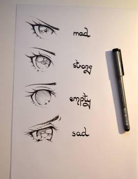 Emotional Eyes - Tutorials