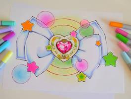 Cosmic Heart - Sailor Moon by Lighane