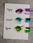 Mythical Eyes
