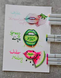 Fruit Lips
