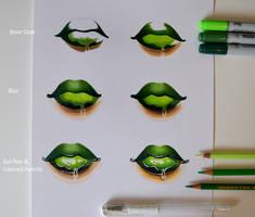 Juicy Lips - Stey by Step